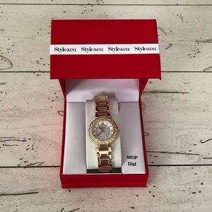 Style & Co Gold women's Watch